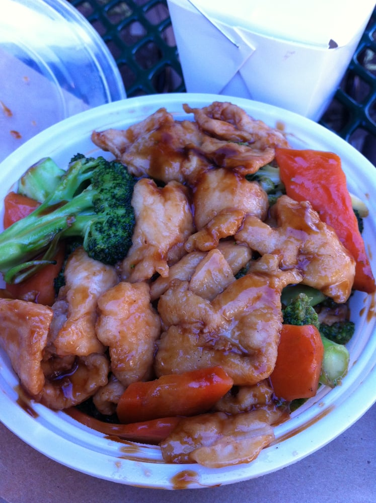 Not From Wen Cai But It Is What Chicken And Broccoli Should Look Like On The Off Chance That