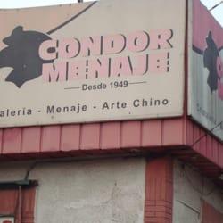 Condor menaje tiendas al por mayor covadonga 398 for Menaje por mayor