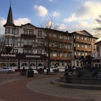 Hotel Victoria Herzog Wilhelm Str  Bad Harzburg