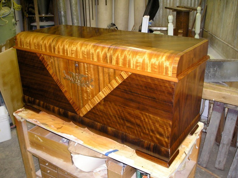 David Wuller Furniture Repair and Restoration: 125 Washington Ave N, Eatonville, WA