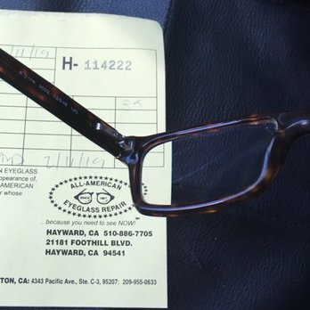 7b12319e860 All American Eyeglass Repair - Hayward - 35 Photos   261 Reviews ...