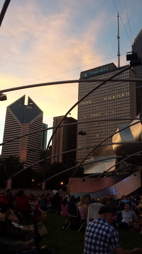 Grant Park Music Festival: 205 East Randolph St, Chicago, IL