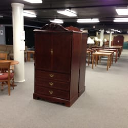 Charmant Photo Of Hatch Furniture   Sioux City, IA, United States. Armoire And Tables