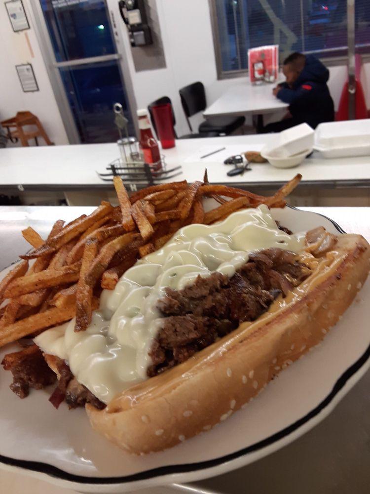 Brint's Diner: 4834 E Lincoln St, Wichita, KS