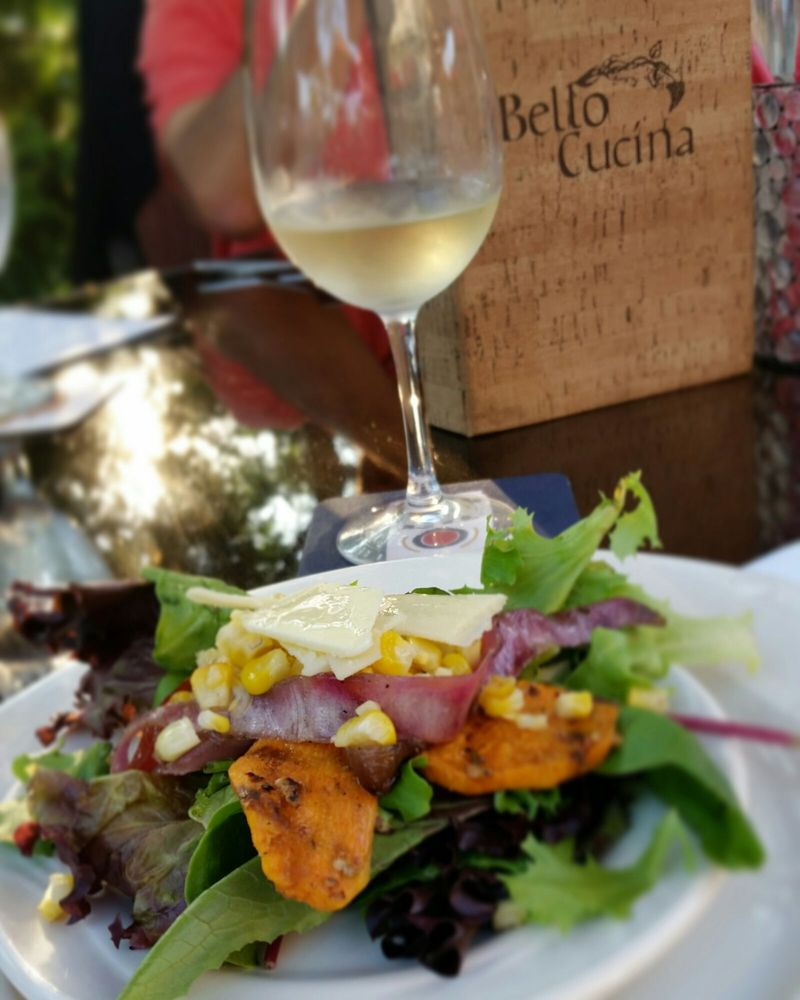 Food from Bello Cucina