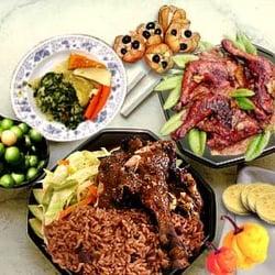Princess Authentic Jamaican Food Menu