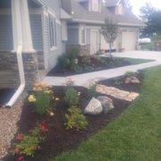 Photo Of New Horizon Landscapes Design Lincoln Ne United States