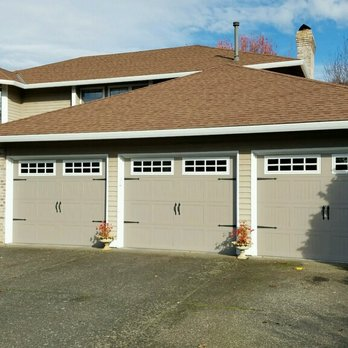 Photo Of Patricku0027s Garage Door   Vancouver, WA, United States. Our New  Garage