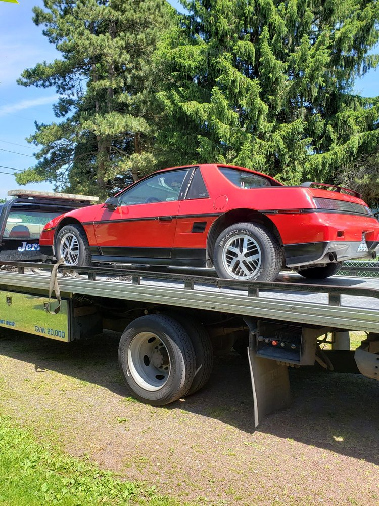 Towing business in Olympia, WA