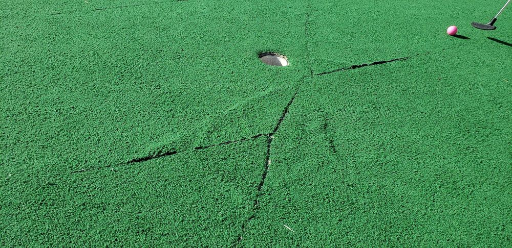 Katy Miniature Golf Batting Cages: 2482 S Mason Rd, Katy, TX