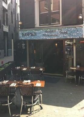 Kopke Seafood: Koggestraat 1-AB, Amsterdam, NH