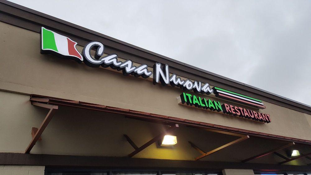 Casa Nuova Italian Restaurant Alpharetta Ga