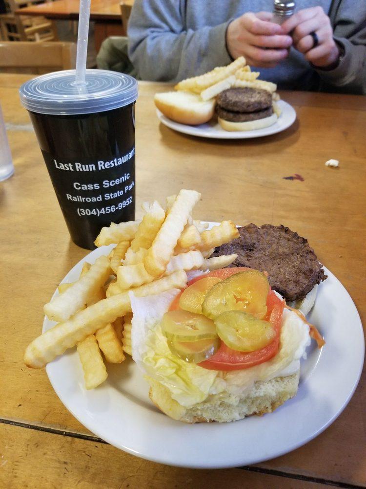 The Last Run Restaurant: 12363 Cass Rd, Cass, WV