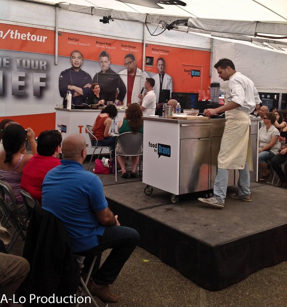 Top Chef Tour: 1 Market St, San Francisco, CA