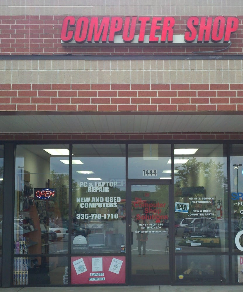The Computer Shop Solutions: Clemmons, NC