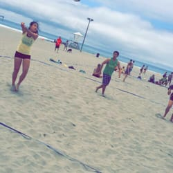 Ocean Beach Volleyball Courts 21 Photos Beaches 2100 Spray St