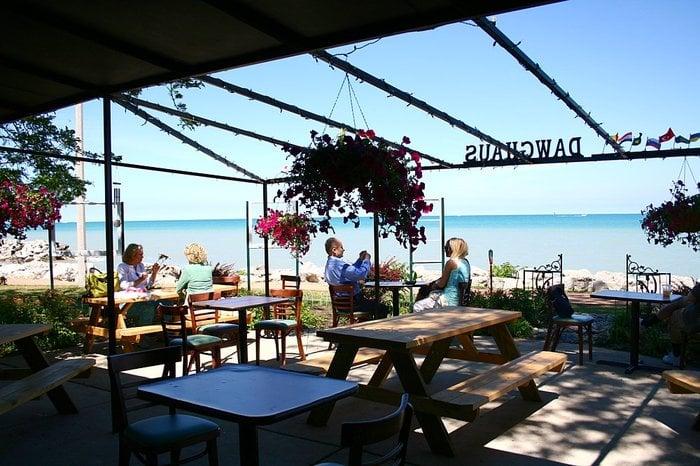 Berger Park Cafe