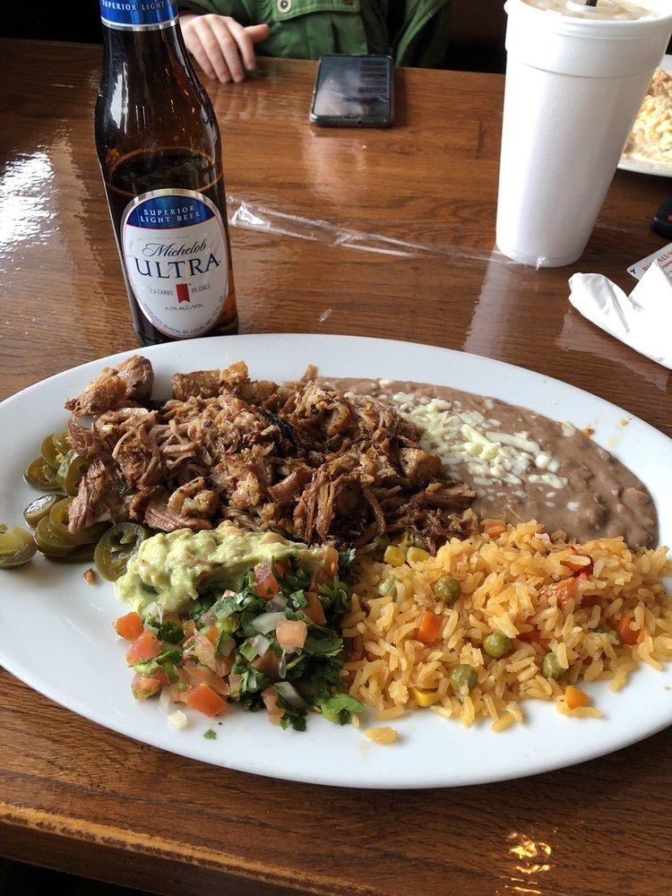 Quinto Sol Mexican Grill: 8809 Jefferson Davis Hwy, North Chesterfield, VA