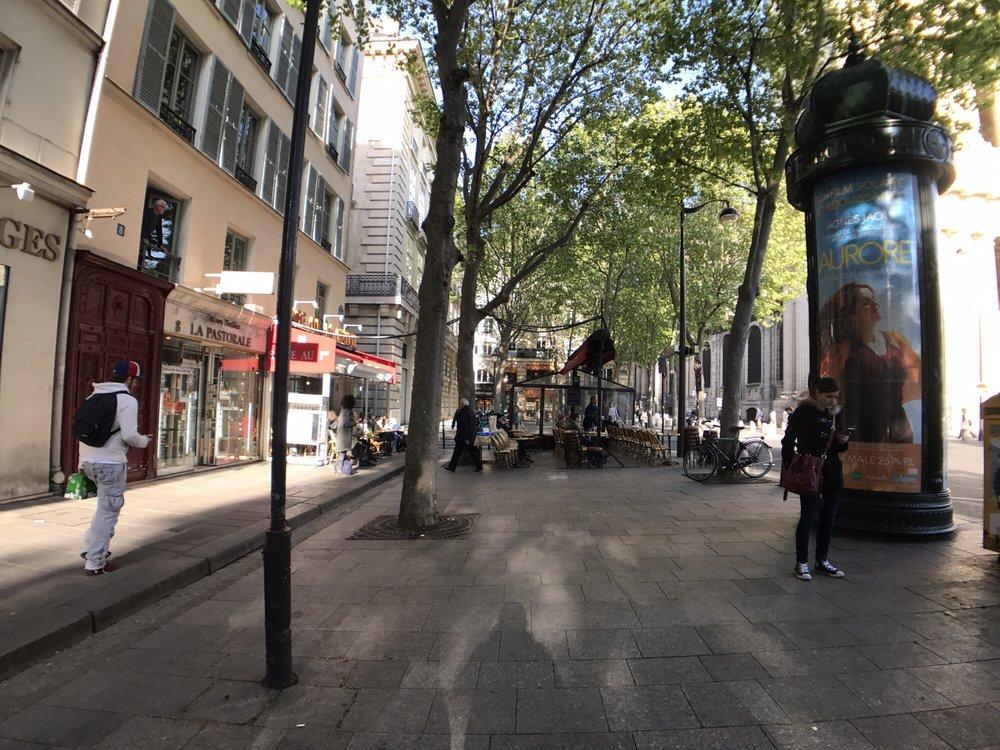 Mairie De Paris Caf