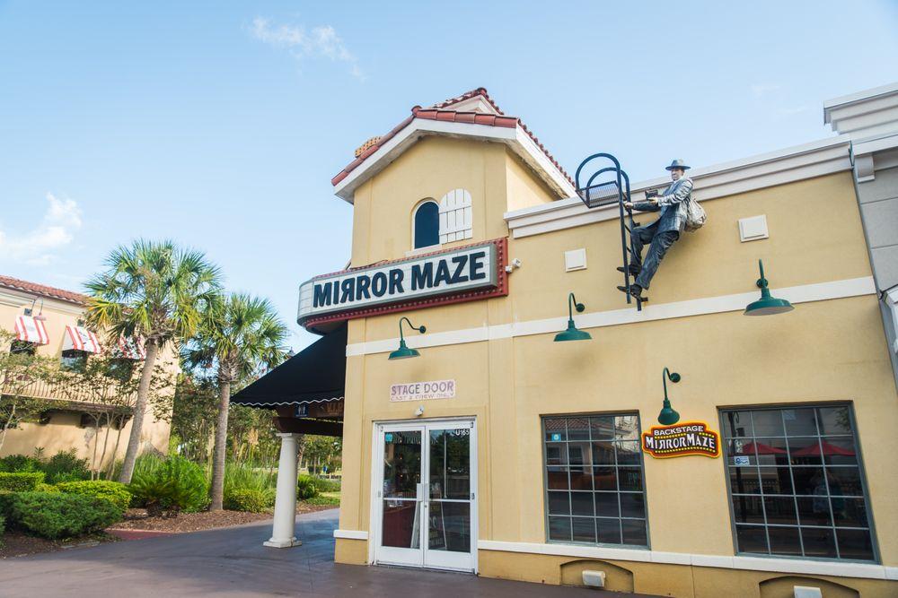 Mirror Maze: 4910 N Kings Hwy B, North Myrtle Beach, SC