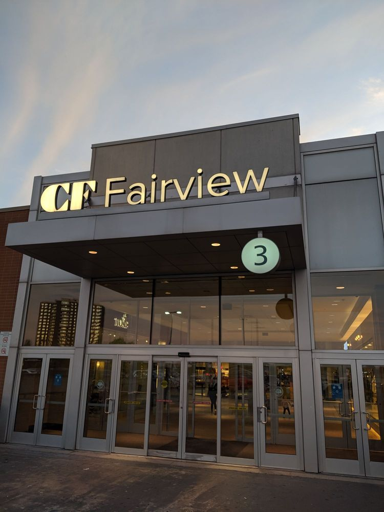 CF Fairview Mall