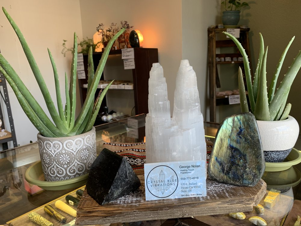 Crystal Blue Vibrations Clovis