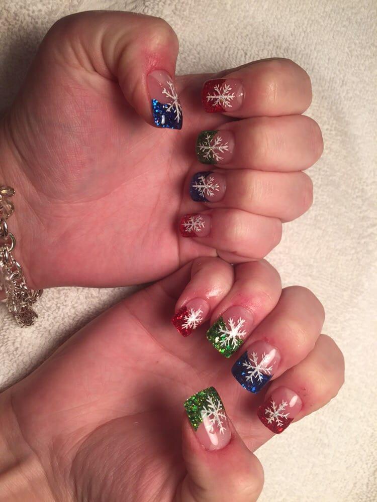 Nails v angel