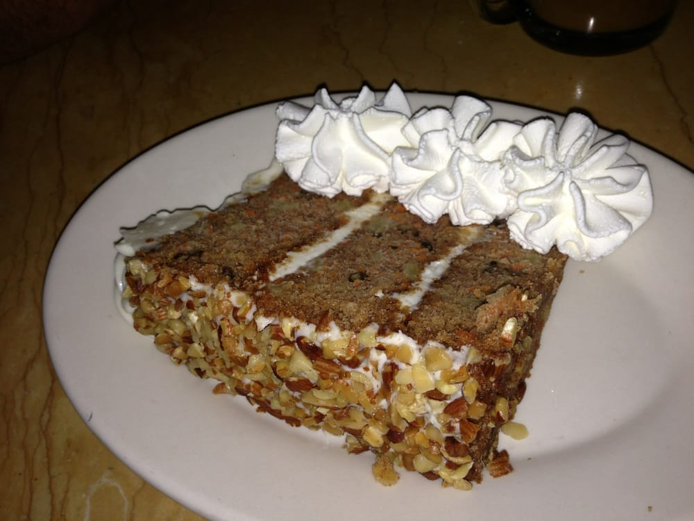 Cheesecake Factory Carrot Cake Price