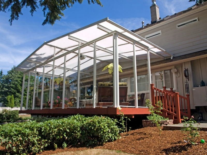 Photo Of Seattle Patio Covers   Federal Way, WA, United States. Acrylic  Patio