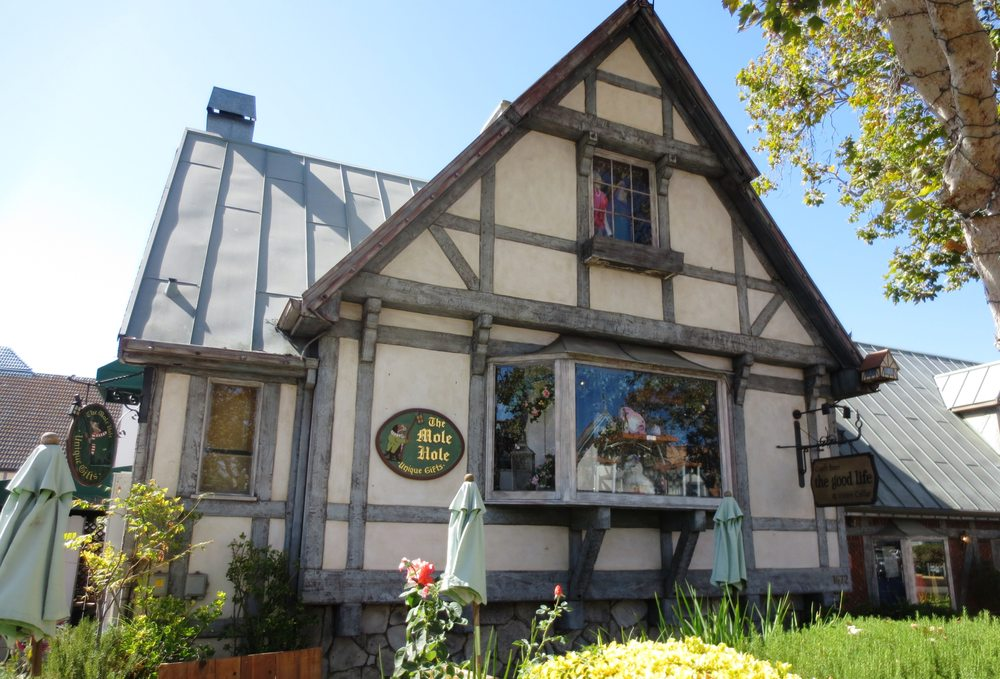 The Mole Hole of Solvang: 1656 Mission Dr, Solvang, CA