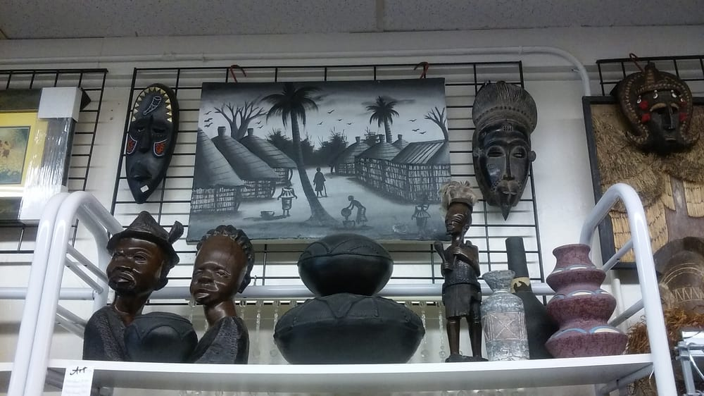 Thelma's African Connection: 509 Georgia St, Vallejo, CA