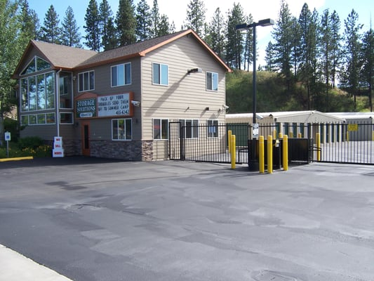 Superieur Storage Solutions Spokane 4200 S Cheney Spokane Rd Spokane, WA Warehouses  Self Storage   MapQuest