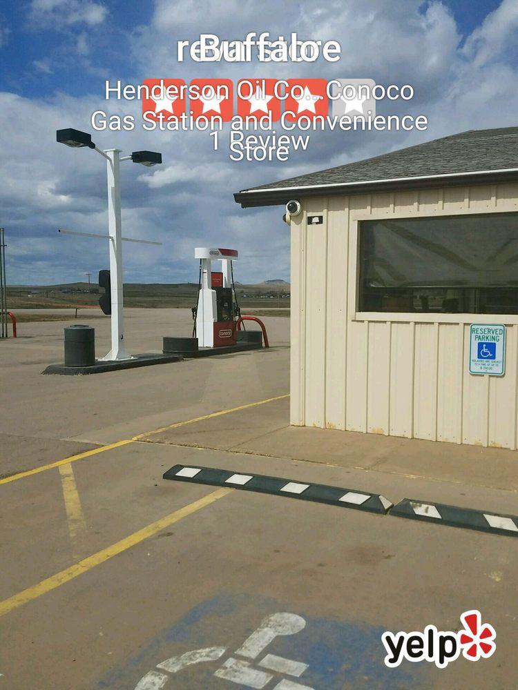 Henderson Oil: 12600 US Hgwy 85, Buffalo, SD