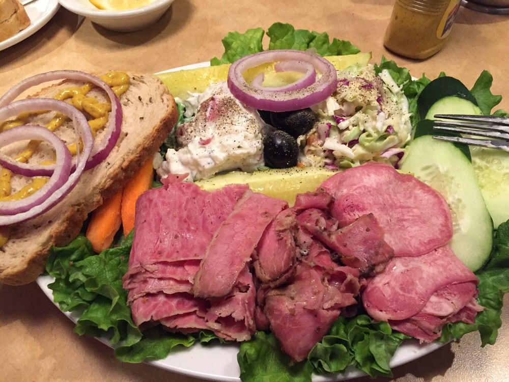 Photo Of Toojay S Alamonte Springs Fl United States Three Meat Deli Platter