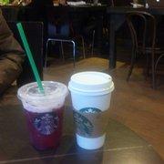 Very Berry Hibiscus Starbucks Refreshers Tm Beverage Menu