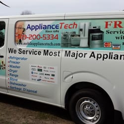 Mobile Appliance Tech - Service & Repair - Solana Beach, CA, United States