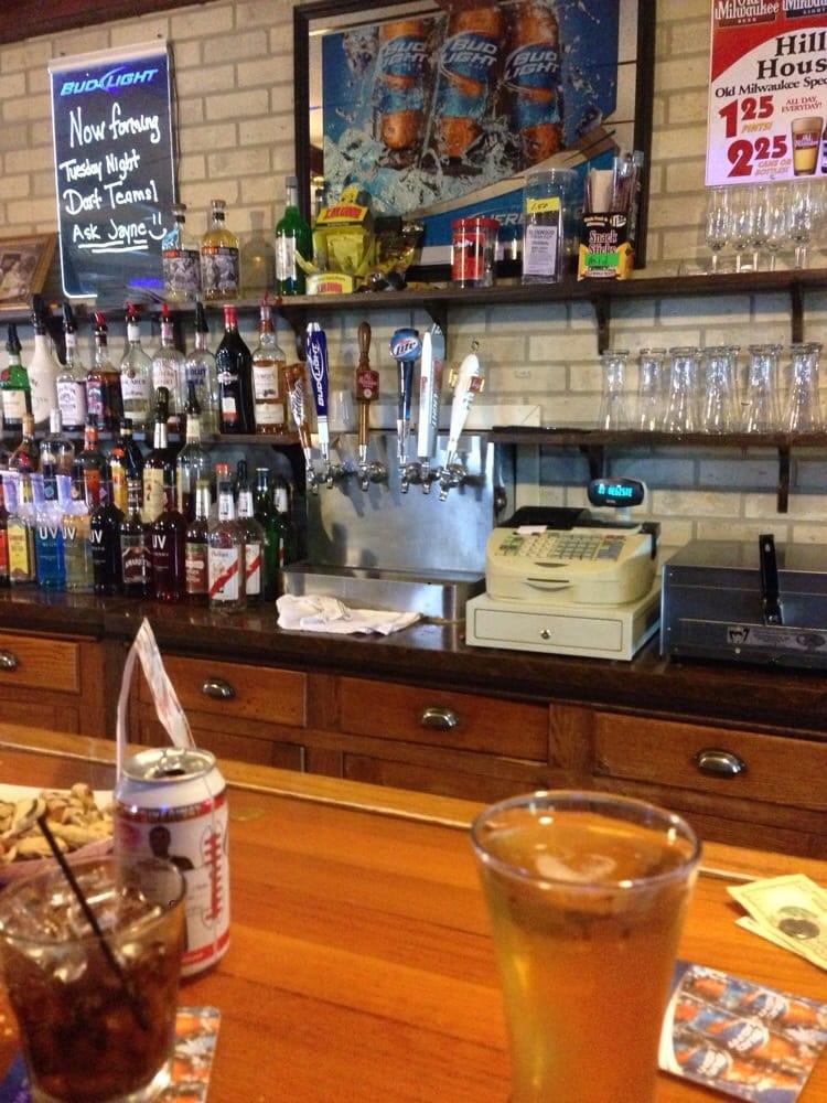 Hill House Pub & Grill: 910 County Hwy X, Boyd, WI