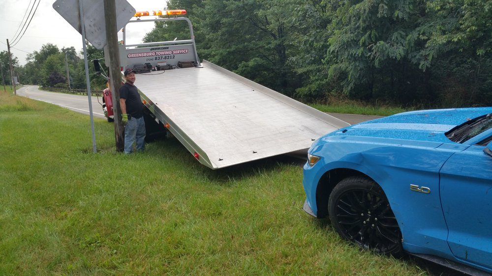 Greensburg Towing Service: 210-B West Dr, Greensburg, PA