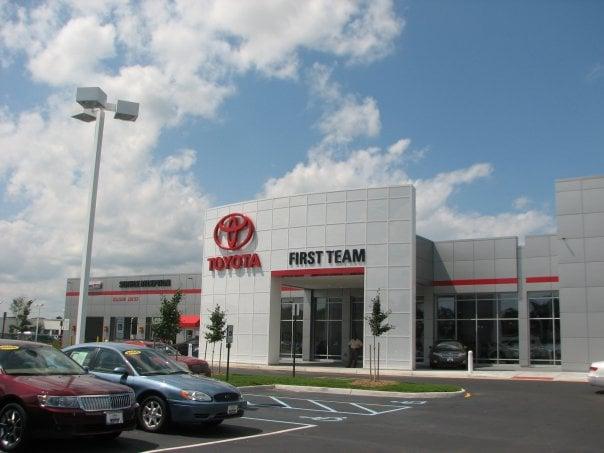 First Team Auto Super Store Picture