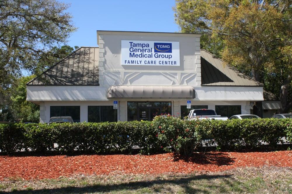 Tampa General Medical Group: 13860 N Dale Mabry Hwy, Tampa, FL
