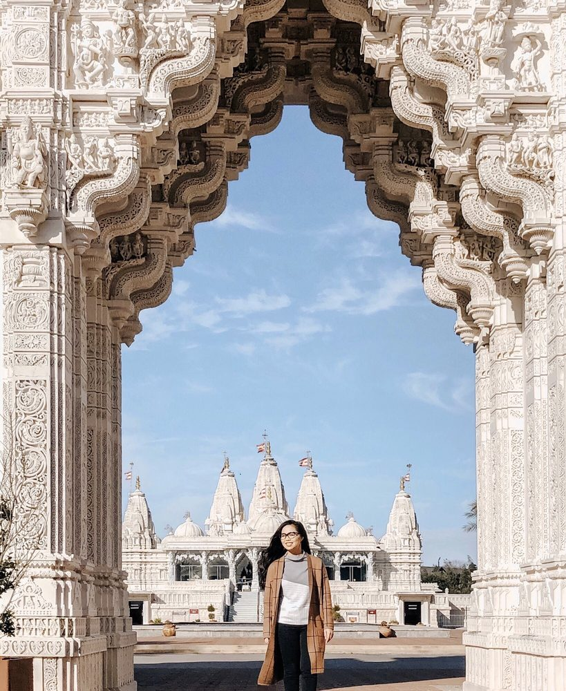 BAPS Shri Swaminarayan Mandir: 1150 Brand Ln, Stafford, TX
