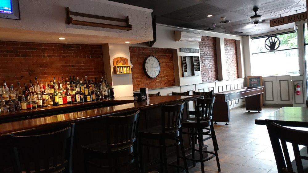 Post Road Tavern: 619 Main St, Waltham, MA