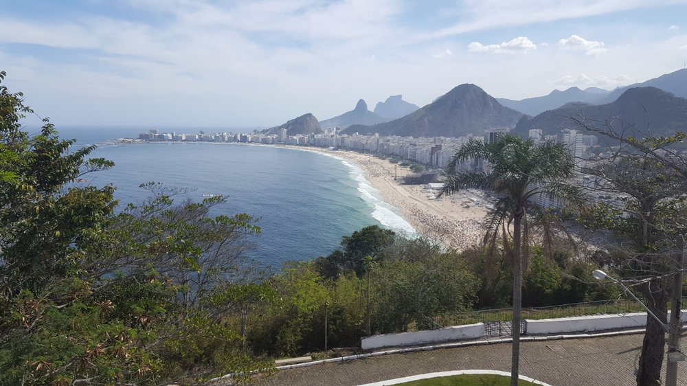 Forte Duque de Caxias / Forte do Leme