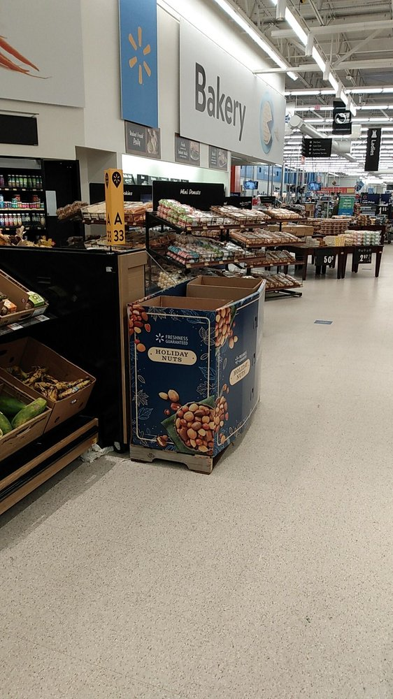 Walmart Supercenter: 167 Hogan Blvd, Mill Hall, PA