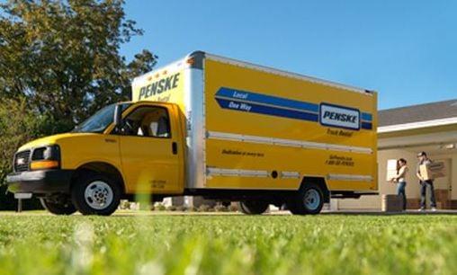 Penske Truck Rental - Truck Rental - 2519 Nordic Rd, Dayton