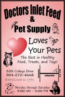 Doctors Inlet Feed & Pet Supply: 535 College Dr, Middleburg, FL