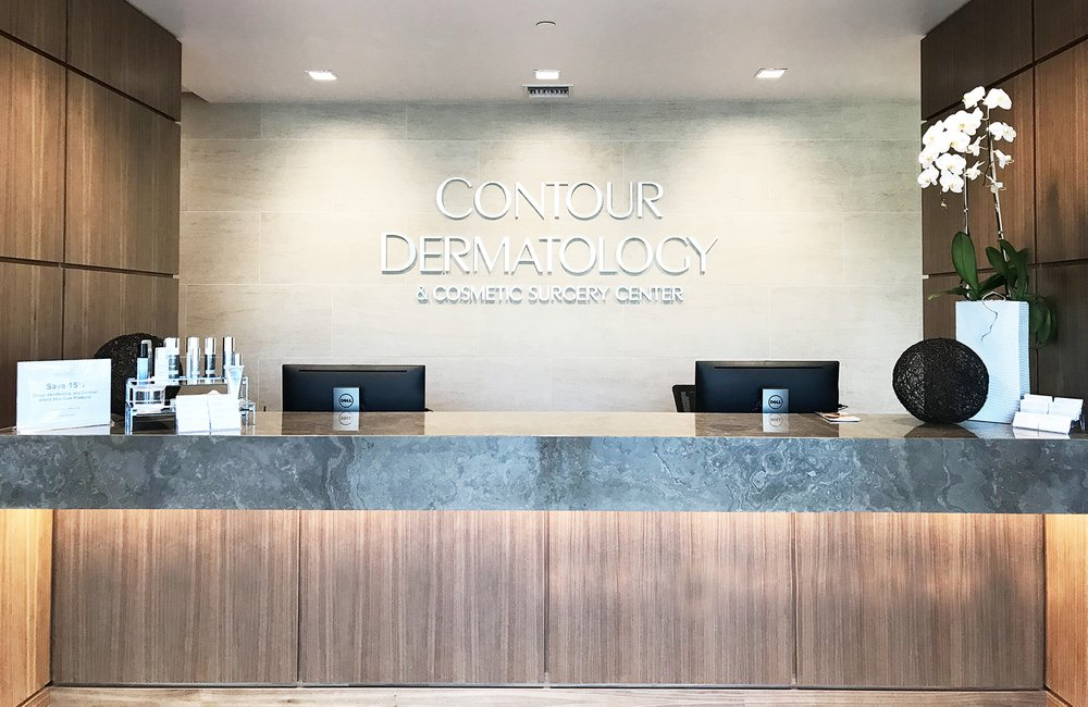 Contour Dermatology & Cosmetic Surgery Center: 46080 Jefferson St, La Quinta, CA