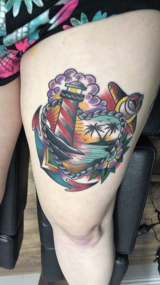 Heart And Soul Tattoo Company: 690 Warrenton Rd, Fredericksburg, VA