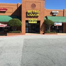 Metro liquor beer wine spirits 1200 ernest barrett for Floor and decor kennesaw