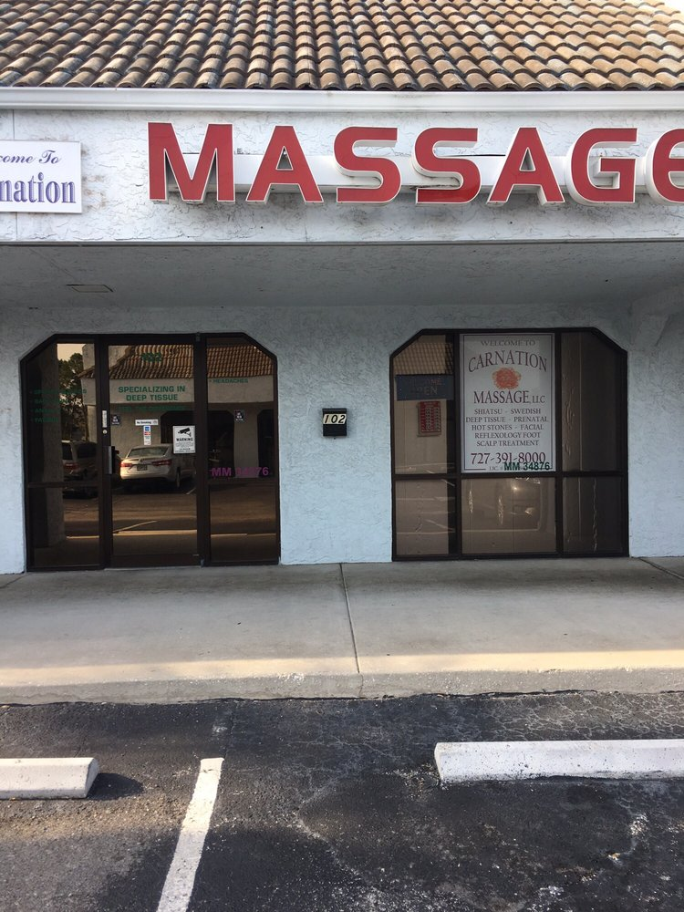 Carnation Asian Massage SPA: 9019 Park Blvd, Seminole, FL